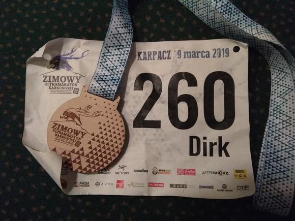 The Luminator: Zimowy Ultramaraton Karkonoski 2019 &emdash; IMG_20190309_215624